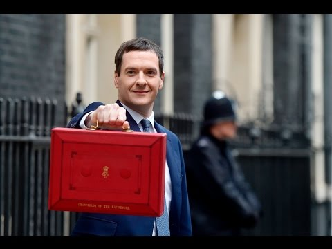 #Budget2016: George Osborne unveils his measures