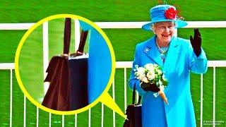 Đây là lý do tại sao Nữ hoàng Elizabeth II luôn mang túi xách