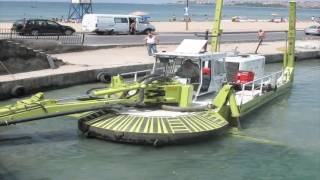 Normrock Amphibex Performs Critical Dredging Tasks