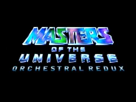 Masters of the Universe Orchestral Redux