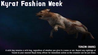 fashion week kyrat shadow leopard