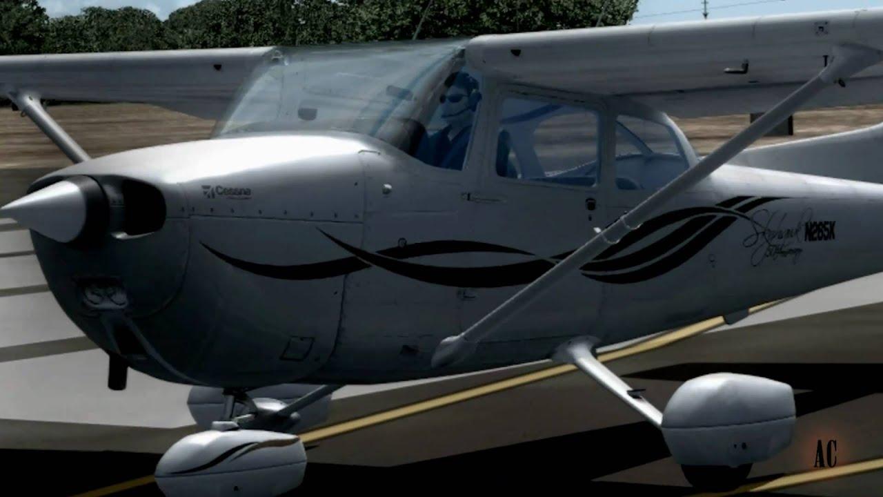 Carenado Cessna 172 Fs2004 Carenado Cessna 172sp