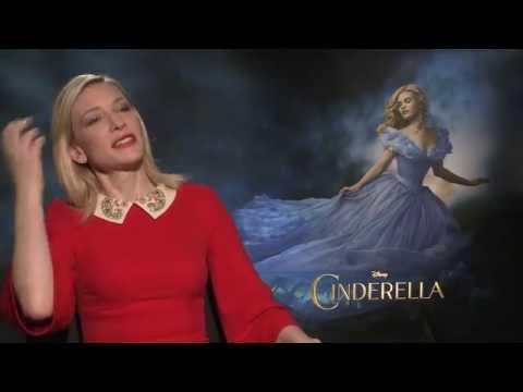 CINDERELLA Interview: Cate Blanchett
