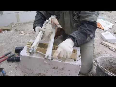 Супер приспособления для кладки кирпича,газо-пено-шлакоблоко в,
