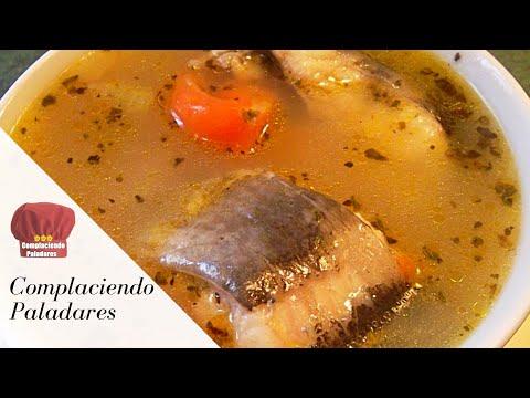 CALDO de PESCADO receta facil- Complaciendo Paladares