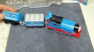 Thomas the Train Trackmaster Winged Thomas | How to change the batteries on Winged Thomas