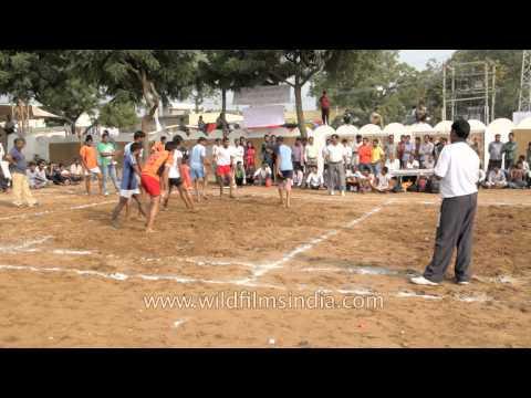 Pushkar mela Rajasthan Kabaddi match card 6 L 69 3