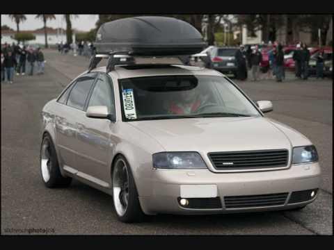 Audi A6 (c5) tuning (geros AUDI) PART 1