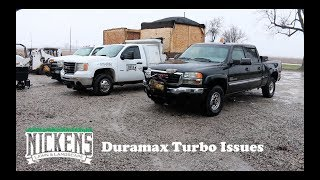More Truck Issues, ALL Duramax Owners Should Watch
