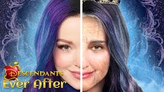 Descendants 3 Ever After: Mal is an old Queen Mother! 💜👑 Descendants 3 | Alice Edit!