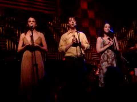 Sutton Foster, Christian Borle, Megan McGinnis - Hawaii song Video
