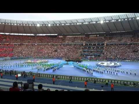 Inside BERLIN 2015 UEFA Champions League Final Olympiastadion Crazy Ambiance