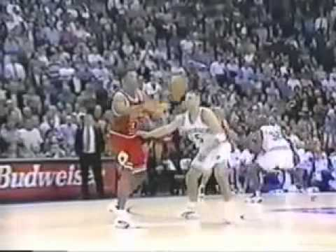 Chicago Bulls @ Dallas Mavericks 11-21-95 (2/2)