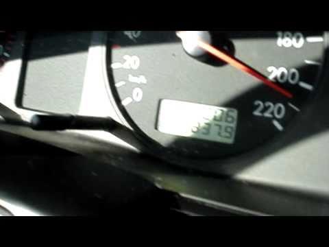 VW Passat B5 1.9 TDI 81KW (110HP) TOP SPEED