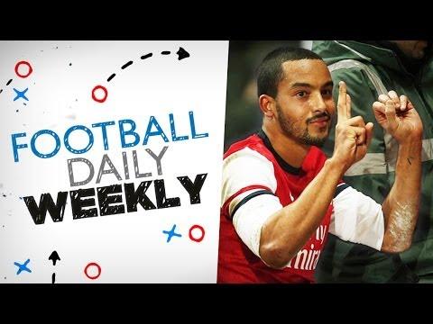 Walcott trolls Spurs, Man Utd in crisis? | #FDW