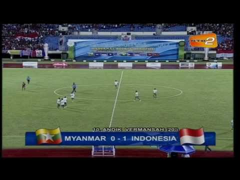 HBT 2012 - Myanmar Vs Indonesia