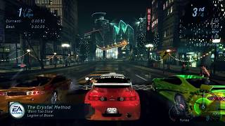 Need for Speed Underground Redux  2017 Graphics Gameplay. First Race!