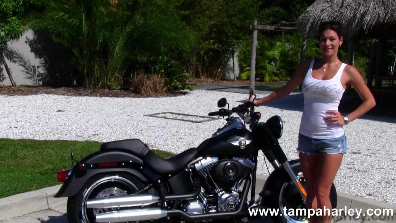 Harley Davidson Fatboy  Review