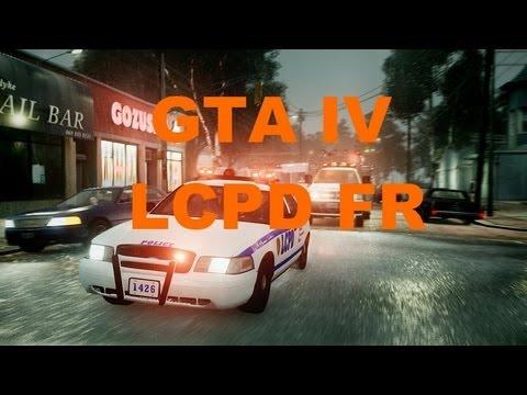 GTA IV LCPD FR