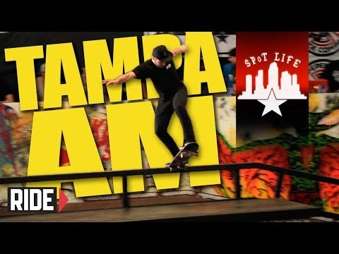 Tampa Am 2013 - Day 3 - Qualifiers