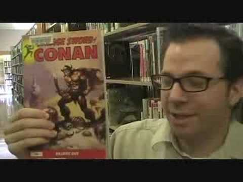 One Minute Savage Sword Of Conan Video