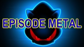 Sonic the Hedgehog 4: Episode Metal - Compensa Adquirir? (Pt-Br) - PS3 - CJBr