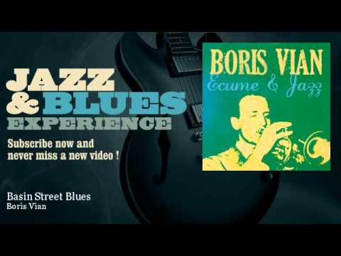 Boris Vian - Basin Street Blues