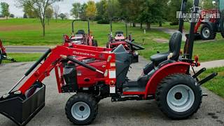 2017 Mahindra 24 4WD HST For Sale in Lawson, MO | Magnum Power