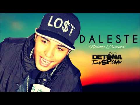 Mc Daleste - Novinha Pimenta (prod. Dj Wilton) Música Nova 2014 video