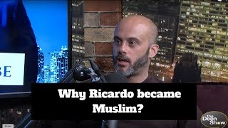 Video: Ricardo, a Catholic Christian convert shares his journey to Islam