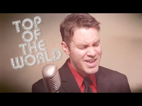TOP OF THE WORLD - Carpenters cover
