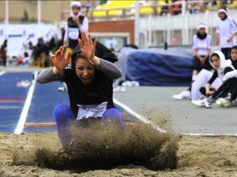 Islamic way of women's sport in Iran
