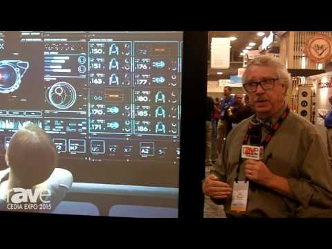 CEDIA 2015: Draper Showcases Its MS1000X Gray TecVision Screen Material