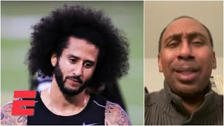 Colin Kaepernick doesn't want to play, he wants to be a 'martyr' - Stephen A. | NFL on ESPN