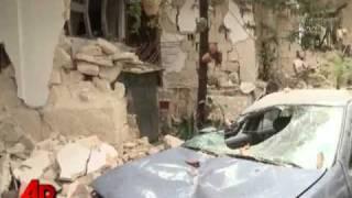 Reporter's Notebook 'can't Escape The Death' In Haiti