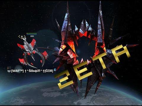 DarkOrbit Zeta Gate Belonung+Havoc