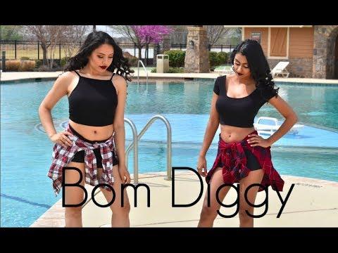 Bom Diggy | Zack Knight X Jasmin Walia
