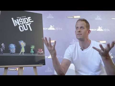 Annecy 2014 - Pete Docter - Pixar Animation Studios