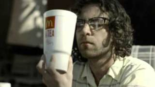 Kyle Mooney and DC Pierson in a McDonald