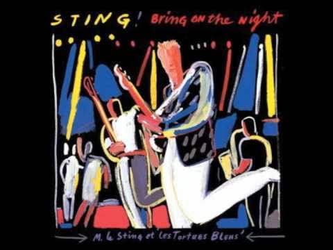 Sting - Bring on the Night (Live in Paris)