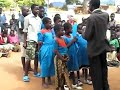 Cara Malawi, Helping to Poor to Help themselves - School choir in Kaphuka