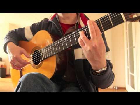 El Dia Que Me Quieras - Gardel/Lepera (classical Guitar)