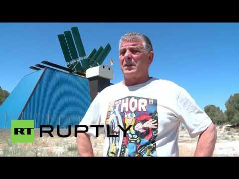 Spain: Is this wind turbine prototype the future of wind energy?