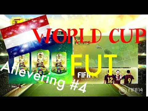 World Cup FUT Aflevering #4