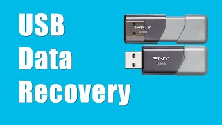 Erased Data Recovery from Erased PNY USB Flash Drive on Mac OS X