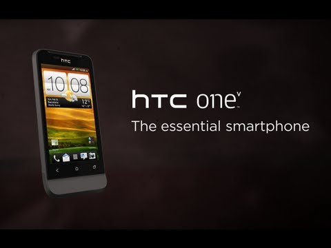HTC One V - First look