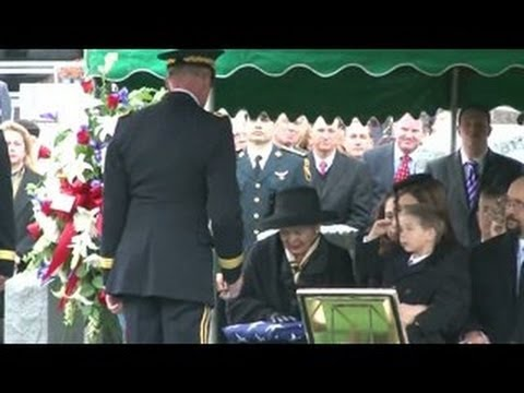 Funeral Of General Norman Schwarzkopf 02 28 2013 Youtube