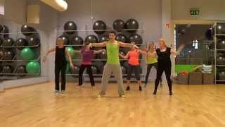 Zumba with Don Antonio - Wine it up