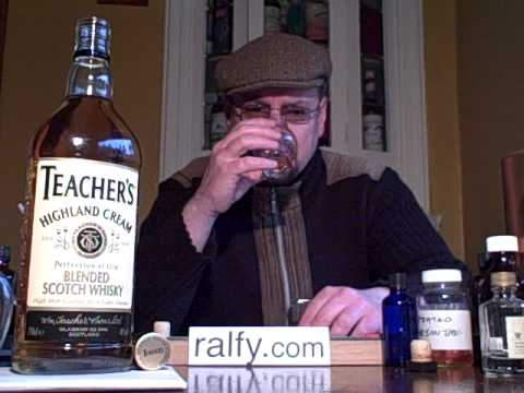 whisky review 17 - Teacher's Highland Cream