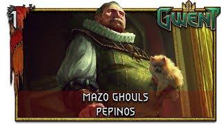 GWENT PTR - Mazo Ghouls Pepinos (Español)